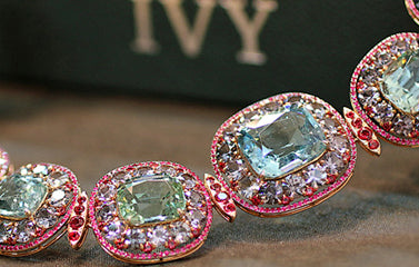Vladyslav Yavorskyy: The Secret of IVY's Signature Style Lies in the Rich Selection of Gemstones