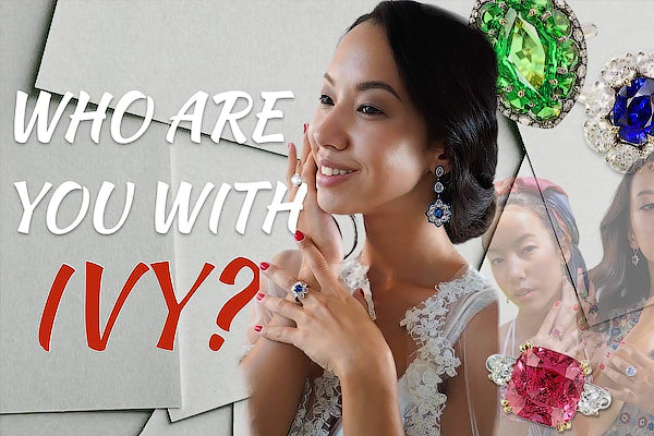 Who Are You With IVY? Learn the Psychology of your Fingers.