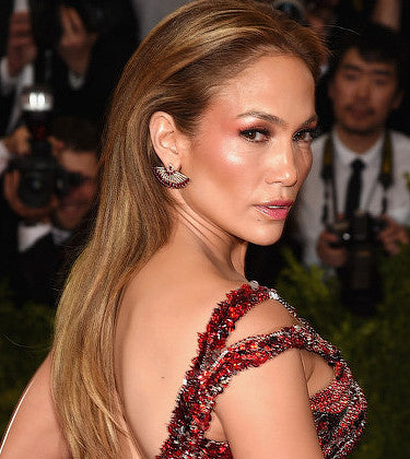 J Lo at the Met Gala