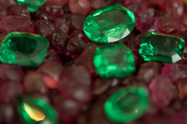 Emeralds. Ethiopia. New York Times