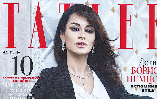 TATLER RUSSIA MARCH 2016