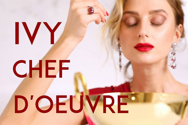 Watch IVY New Film: Creating a Ruby Masterpiece