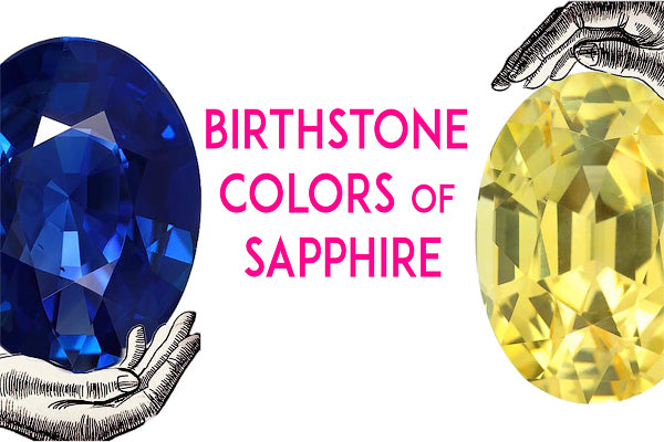 September Birthstone Sapphire: Add Rhythm to the Blues