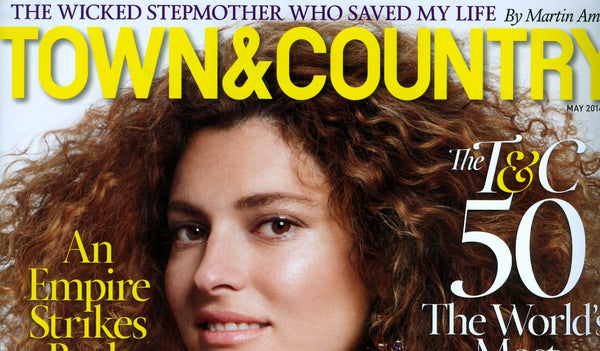 TOWN&COUNTRY, MAY 2014