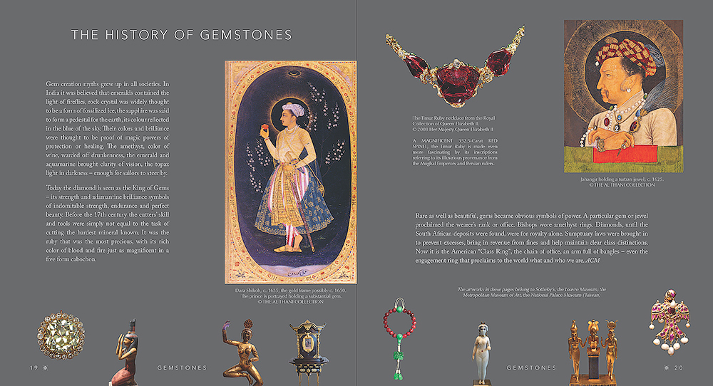 Gemstones book