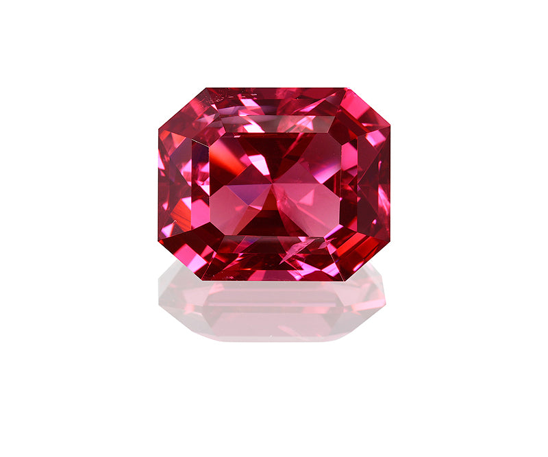 Red Spinel legendary crystal Black Prince's Ruby