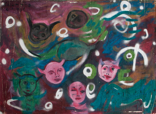 The Faces Series Year 2001