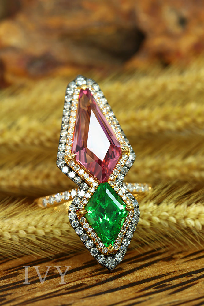 semi precious gemstone jewelry