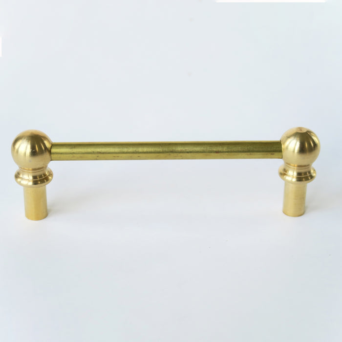Colonial Brass Drawer Pull