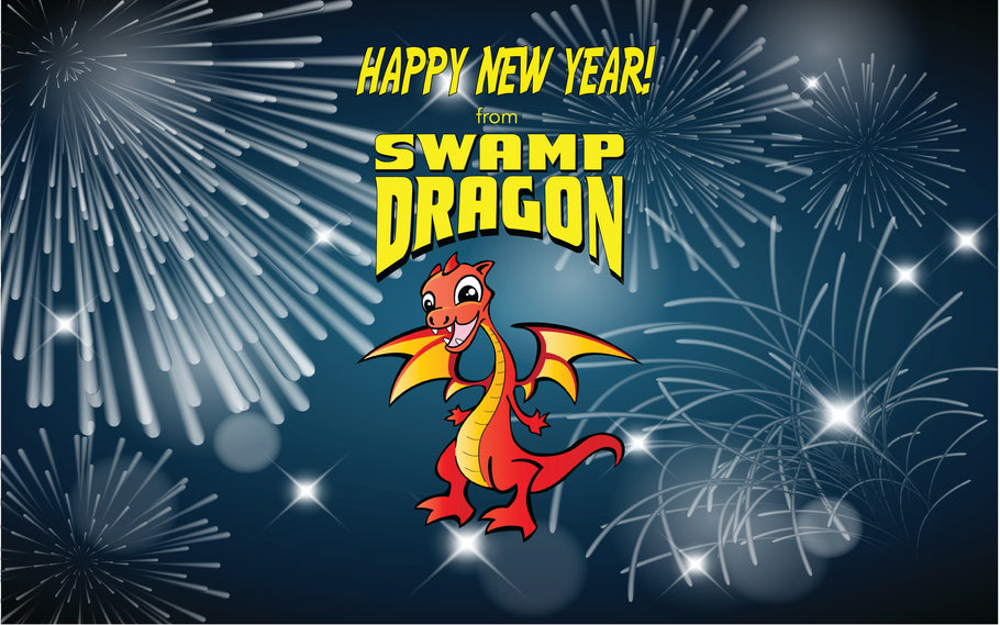EVERY YEAR IS THE YEAR OF THE DRAGON!