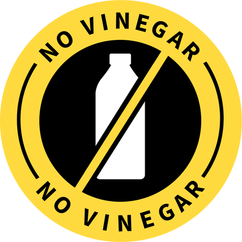 No Vinegar