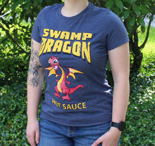 The Ladies' Swamp Dragon Tee