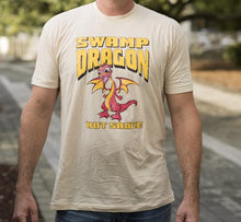 Swamp Dragon tan t-shirt