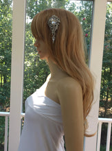 Crystal Rhinestone Hair Accessory For Bride or Formal Occassion