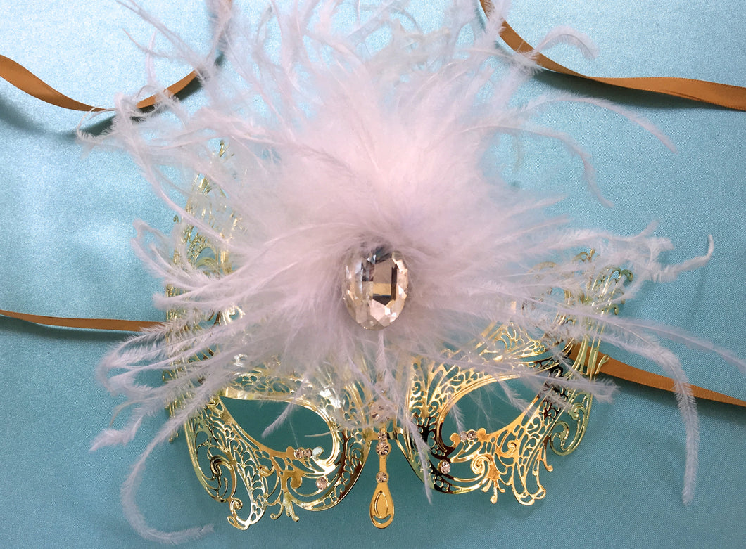 Masquerade Ball Party Mask, Costume Party Mask
