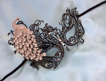 Rhinestone Mask For Masquerade Party