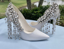 Wedding Accessory For Shoes, Bridal Shoe Clips