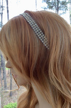 Party Rhinestone Headpiece, Elegant Wedding Headband