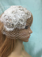 Wedding Lace Bridal Hat Cap
