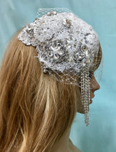 Lace Bridal Cap Hat Veil For Wedding
