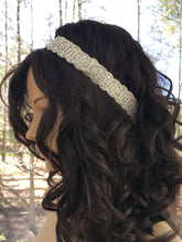 Bridal Headpiece For Wedding, Rhinestone Crystal Headband