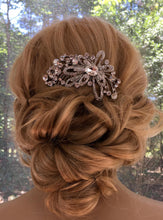 Rhinestone Bridal Wedding Headpiece Comb