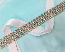 Art Deco Great Gatsby Sash, Bridal Wedding Belt