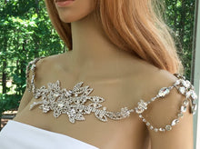 Rhinestone Crystal Necklace for Wedding