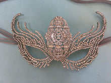Great Gatsby Art Deco Mask for Masquerade Party