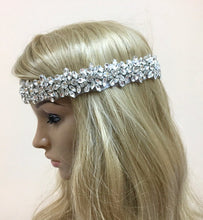 Boho Wedding Headpiece, Hippie Bridal Headband