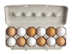 Farm Fresh Eggs (Dozen)
