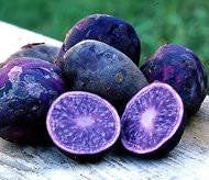 Purple Viking Potatoes Large