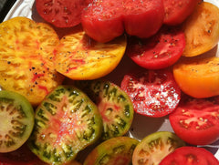 Large Heirloom Tomatoes