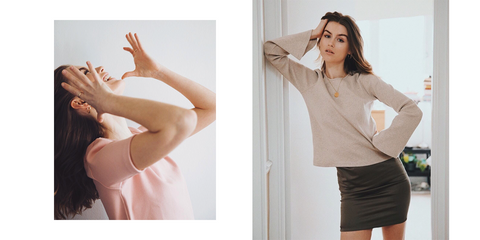 BYEM sustainable and ethical women's wear Scandinavian fashion brand