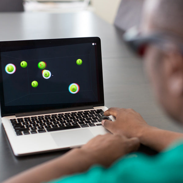 NeuroTracker-3D Perceptual Cognitive Training