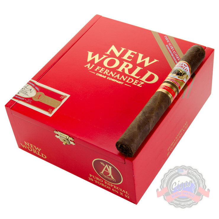 New World Puro Especial - Toro