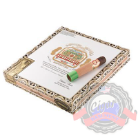 Arturo Fuente Cigars Chateau Fuente Maduro is made with velvety, rich-tasting, Connecticut broadleaf wrappers and blanketed inside cedar sleeves, the Chateau Fuente Maduro offers a memorable smoke. Order a box at Cigar Basement.