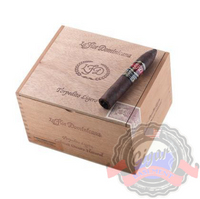 La Flor Dominicana Cigars Cabinet Oscuro Natural torpedito ligero has the darkest richest Ecadorian Sumatra wrapper anywhere.3