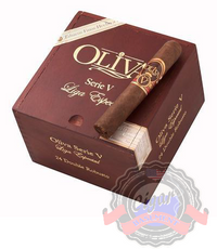 Serie V - Double Robusto