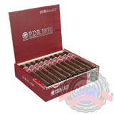 PDR Cigars Capa Oscura 1878 Especial is a medium body smoke. This cigar has a Dominican Habano wrapper and a Dominican filler. Order a 5 pack, 10 pack, or box at Cigar Basement.