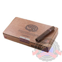 Padron Cigars 5000 Maduro cigars are handmade with all Nicaraguan-grown and cured tobaccos semi-pressed to a beefy 56 ring! This full-flavored cigar teems with richness, complexity and earthy essences of coffee bean, cocoa, and nutmeg with a long, sweet finish. Order yours at Cigar Basement today.