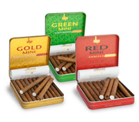 Red Mini Filter Cigarillos