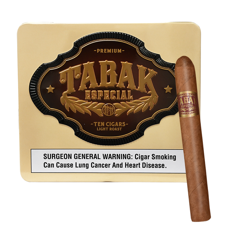 Tabak Especial Light Roast Dulce