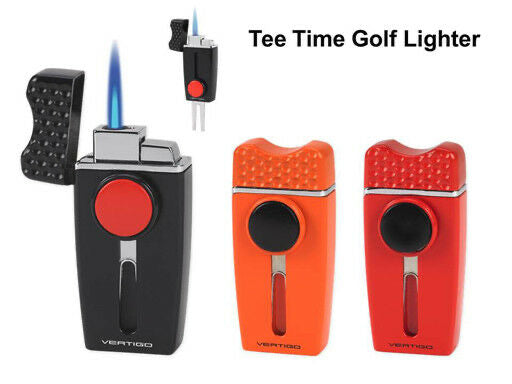 Vertigo Tee Time Golf Lighter
