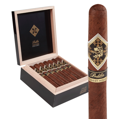 Finest Hour - Oscuro Robusto