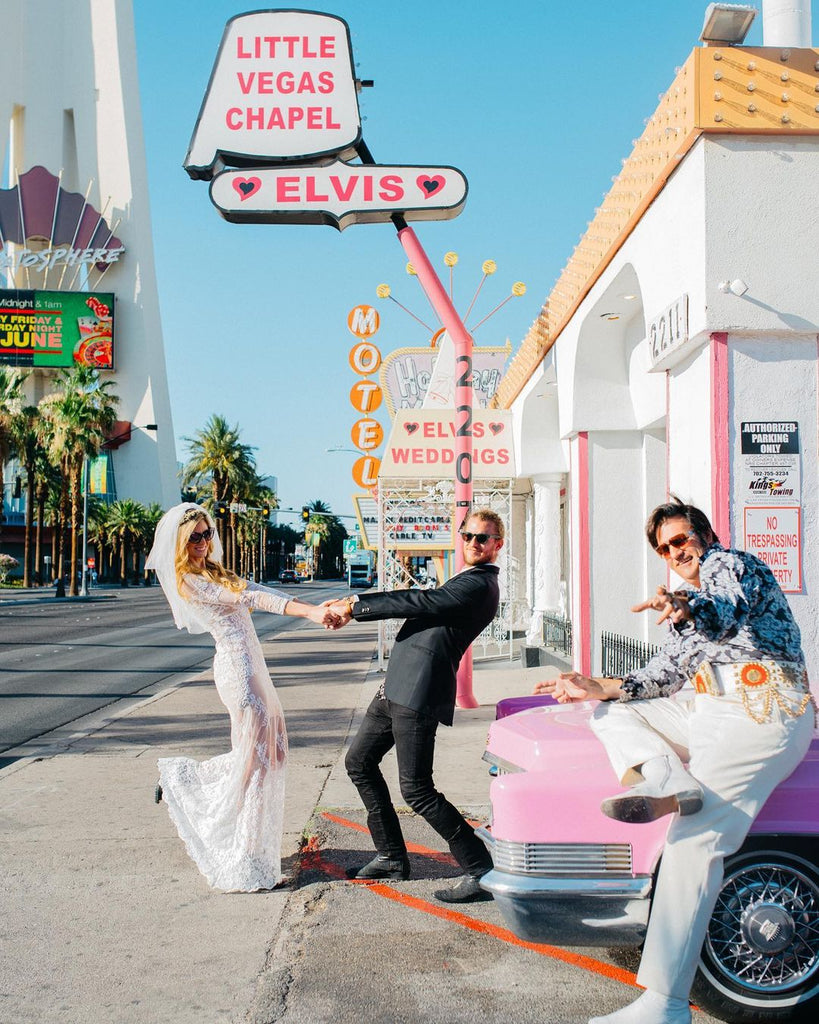 elopement in vegas