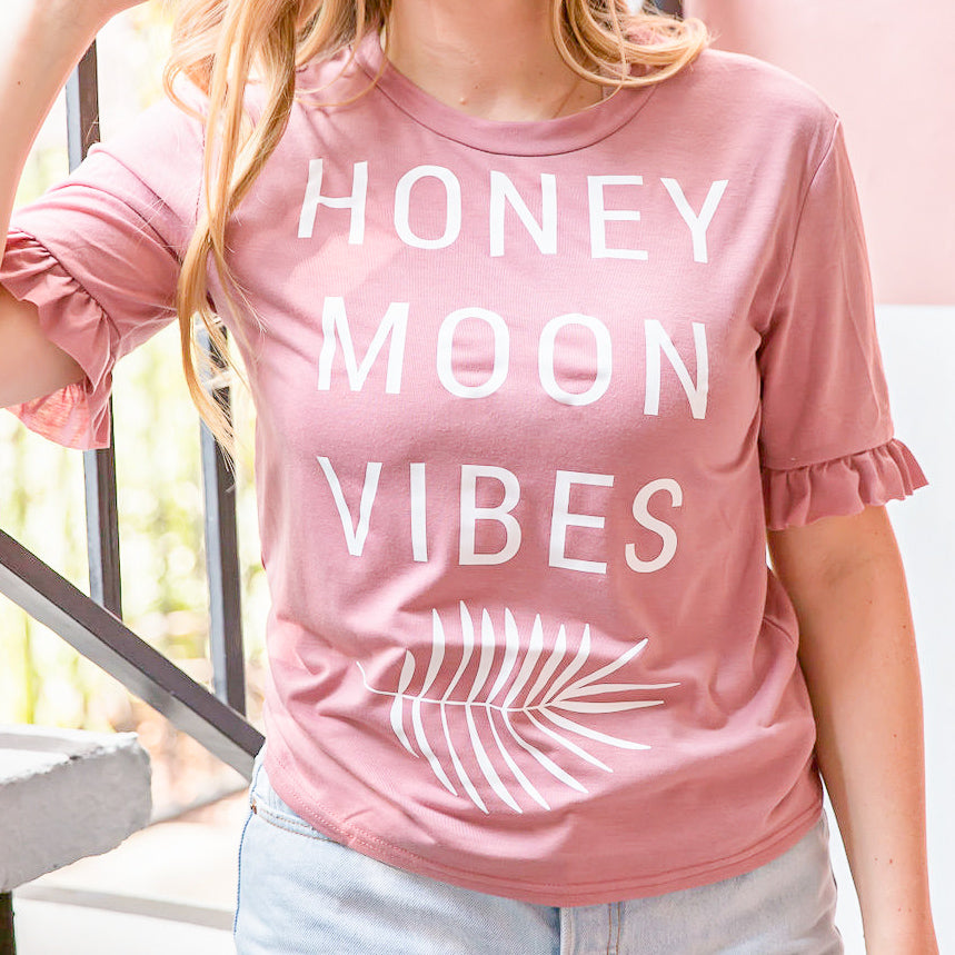Honeymoon Vibes Shirt