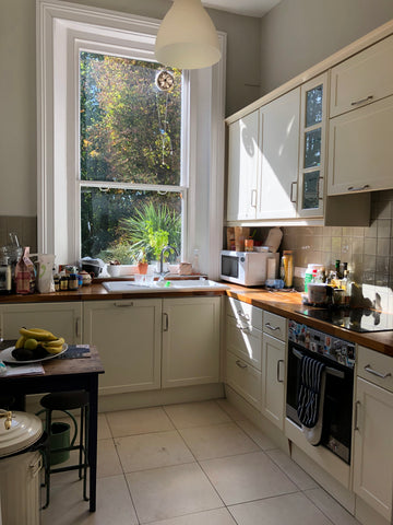classic cream Shaker kitchen
