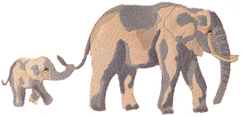 Pouch for Purpose - Milk for Orphaned Elephants