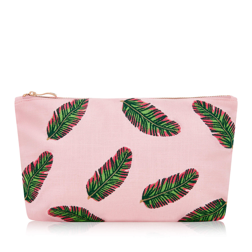 Banana Leaf Everyday Pouch: Elizabeth Scarlett 2